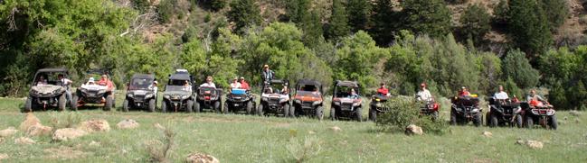 ATV Ride